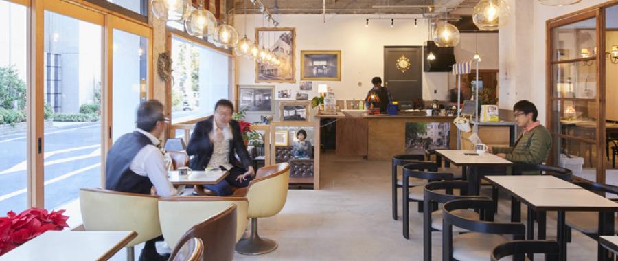 喫茶ランドリー 東東京 両国 - ...